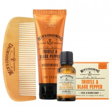 Face and Beard Care Kit - Set pentru EL