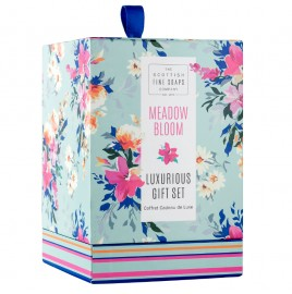 Meadow Bloom Gift Set - baie si dus