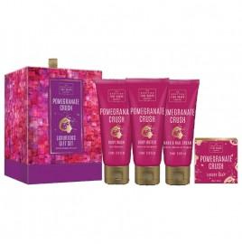 Pomegranate Crush Set de îngrijire Luxurious Gift Set